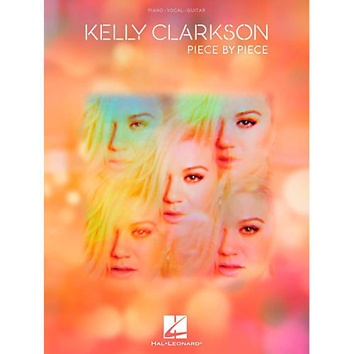 Hal Leonard Kelly Clarkson - Piece By Piece Piano/Vocal/Guitar