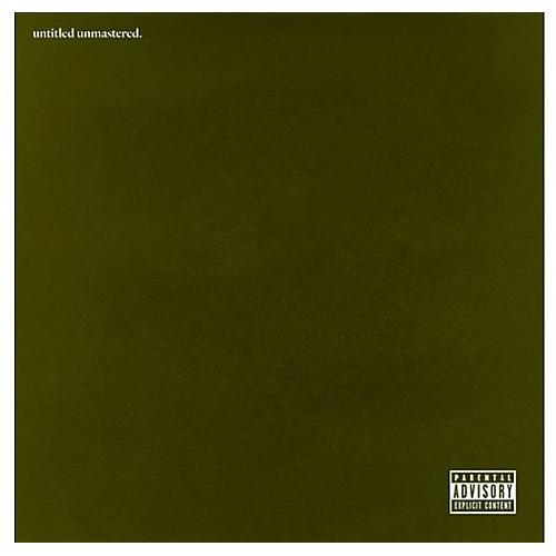 Alliance Kendrick Lamar - Untitled Unmastered.