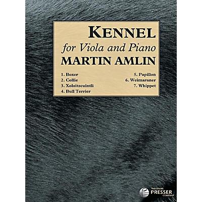 Theodore Presser Kennel (Book + Sheet Music)