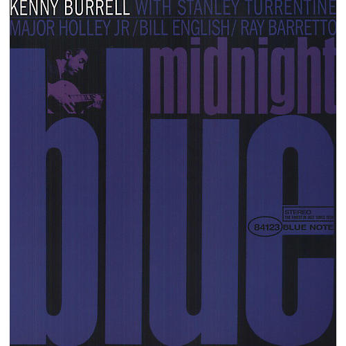 Alliance Kenny Burrell - Midnight Blue