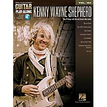 Hal Leonard Kenny Wayne Shepherd - Guitar Play-Along Vol. 184 (Book/Audio Online)