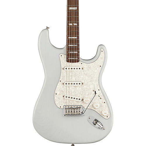 Fender Kenny Wayne Shepherd Stratocaster Electric Guitar Transparent Faded Sonic Blue