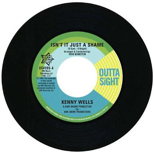 Alliance Kenny Wells - Isn't It Just a Shame/Time Marches on