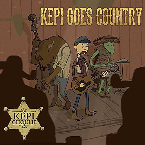 Alliance Kepi Ghoulie - Kepi Goes Country