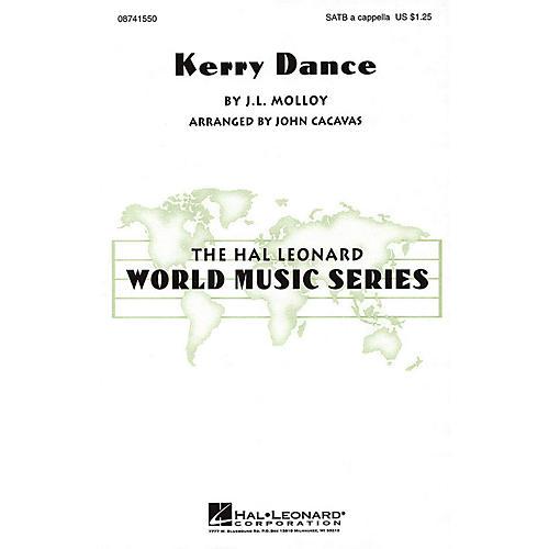 Hal Leonard Kerry Dance SATB a cappella arranged by John Cacavas