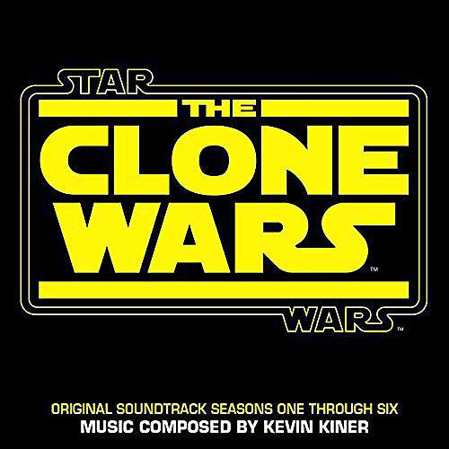 Alliance Kevin Kiner - Star Wars: The Clone Wars Season One (Original Soundtrack)
