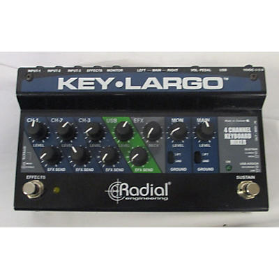 Radial Engineering Key Largo Unpowered Mixer