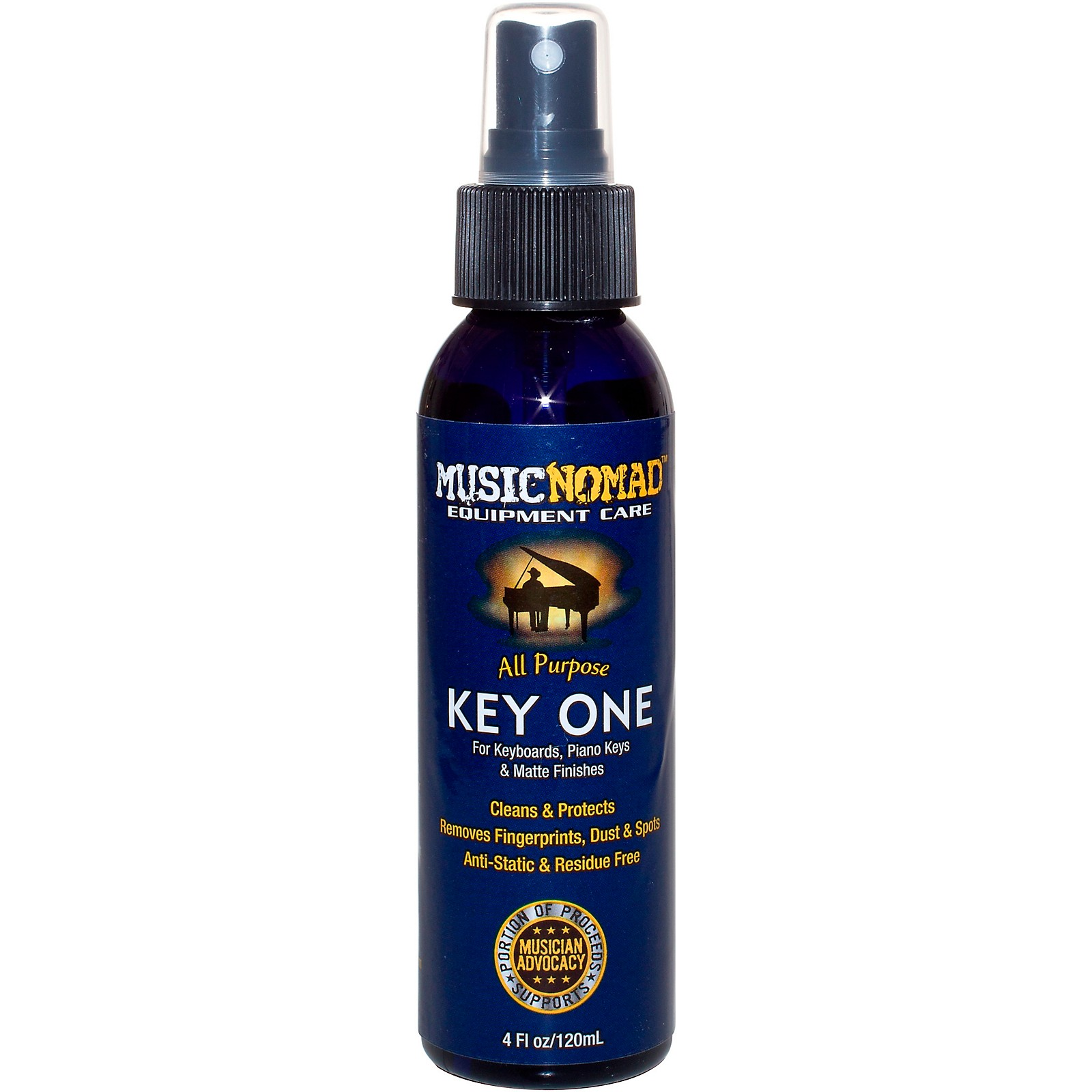 MusicNomad Key ONE - All Purpose Cleaner