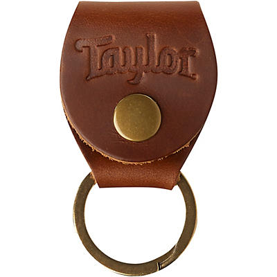 Taylor Key Ring with Pick Holder