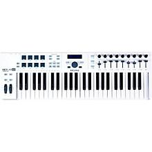 Arturia KeyLab Essential 49 MIDI Keyboard Controller White