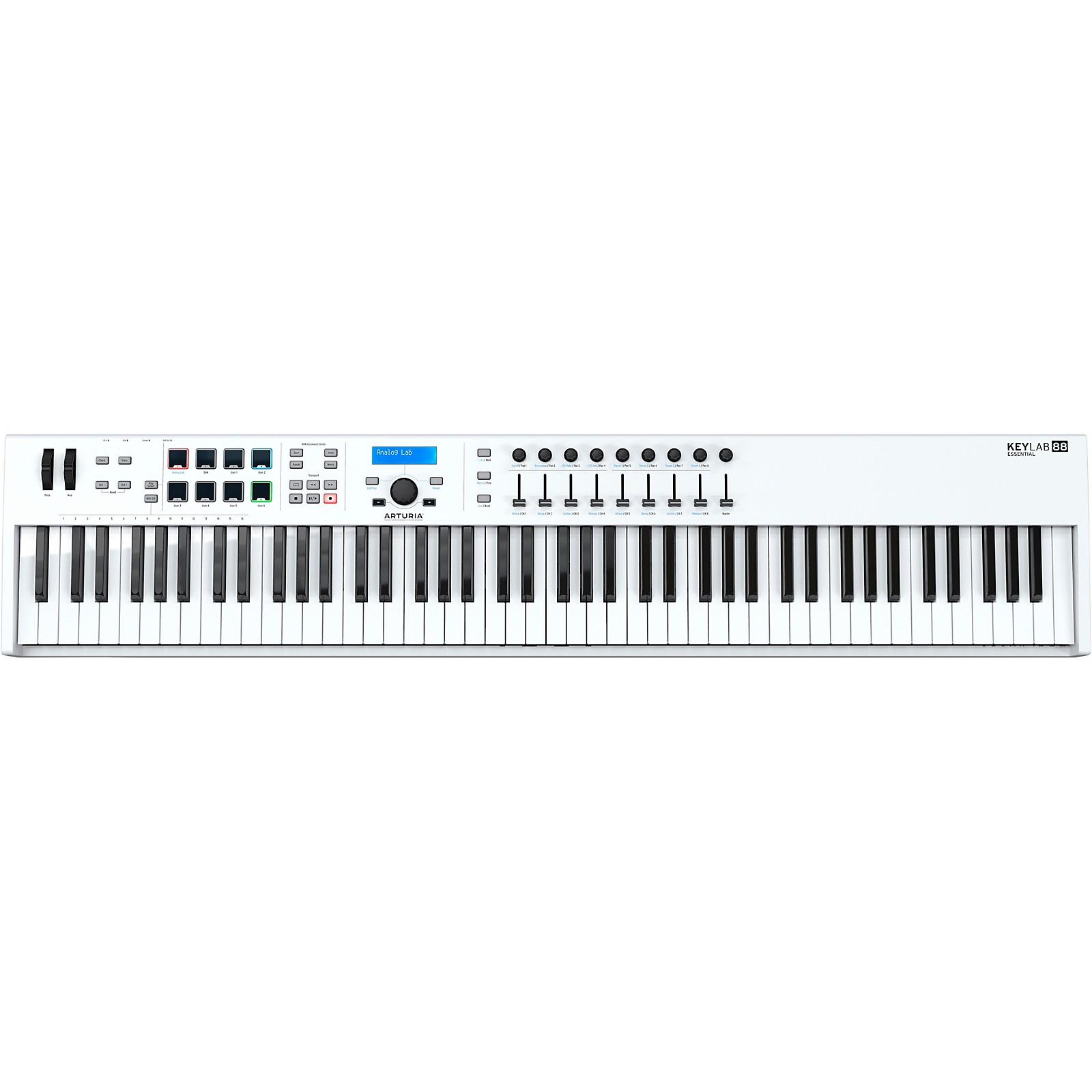 Arturia KeyLab Essential 88 Keyboard Controller