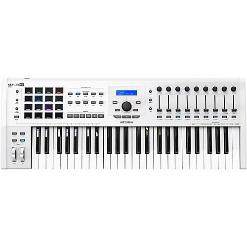 Arturia KeyLab MKII 49 Keyboard Controller White