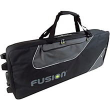 Fusion Keyboard 15 Gig Bag with Wheels (76-88 Keys)