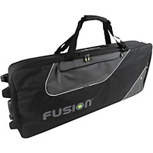 Open Box Fusion Keyboard 16 Gig Bag with Wheels (76-88 Keys)