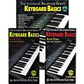 Alfred Keyboard Basics Mega Pak Book/CD/Video thumbnail