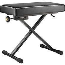 Open Box Hercules Stands Keyboard Bench