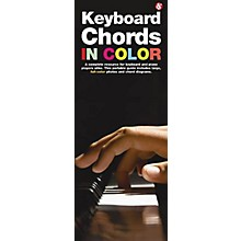 Music Sales Keyboard Chords in Color Music Sales America Series Softcover Written by Various Authors