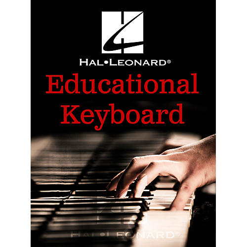 SCHAUM Keyboard Christmas Stocking Card (8-Pack Notecards) Educational Piano Series