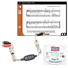 Open BoxEmedia Keyboard USB MIDI Interface Kit