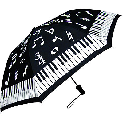 AIM Keyboard Umbrella with Music Notes