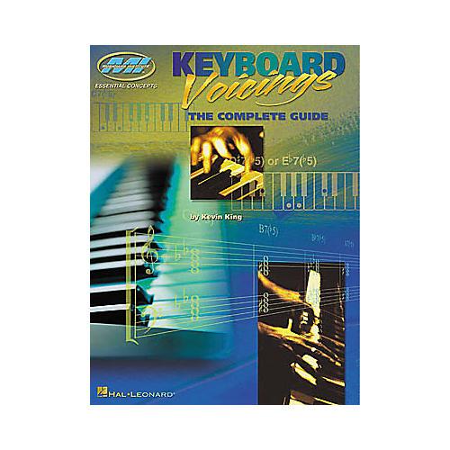 Hal Leonard Keyboard Voicings Book