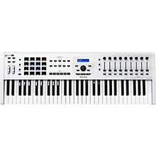 Open BoxArturia KeyLab MKII 61 Keyboard Controller White