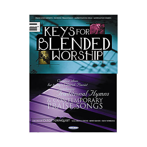 Word Music Keys For Blended Worship Book
