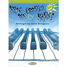 Word Music Keys for God's Kids! (Big-Note Piano) Songbook Series Softcover