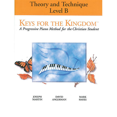 Shawnee Press Keys for the Kingdom - Theory and Technique (Level B)