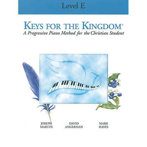 Hal Leonard Keys for the Kingdom (Level E Method Book)