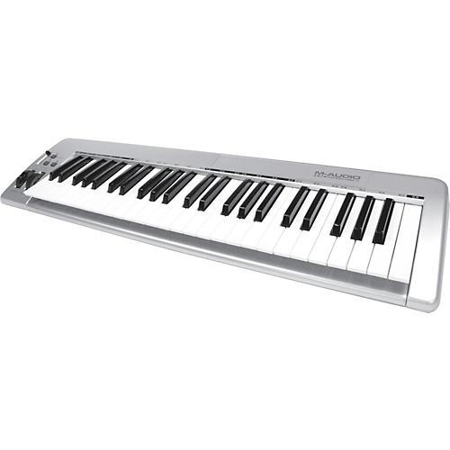 m audio keystation 49e usb midi controller keyboard musician 39 s friend. Black Bedroom Furniture Sets. Home Design Ideas