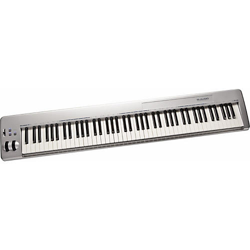 m audio keystation 88es usb midi keyboard controller musician 39 s friend. Black Bedroom Furniture Sets. Home Design Ideas