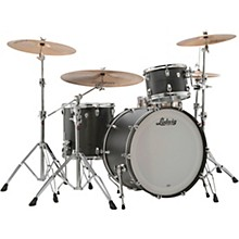 Keystone X 3-Piece Pro Beat Shell Pack with 24 in. Bass Drum Night Oak