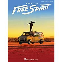 Hal Leonard Khalid - Free Spirit Piano/Vocal/Guitar Songbook
