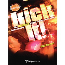 Mitropa Music Kick It! Mitropa Play-Along Book Series Softcover with CD Written by Didi Konzett