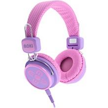Kid Safe Volume Limited Headphones Pink/Purple