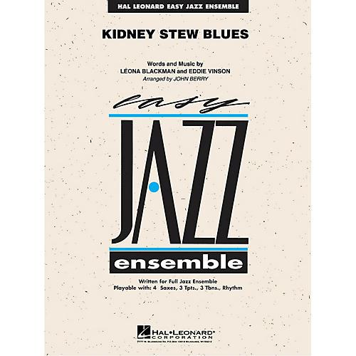 Hal Leonard Kidney Stew Blues Jazz Band Level 2 Arranged by John Berry