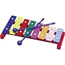 Hohner Kids Colorful Glokenspiel with Mallets