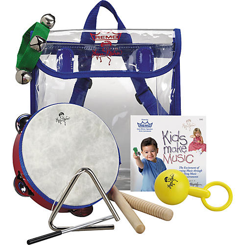 Remo Kids Make Music Kit with DVD