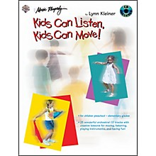 Alfred Kids Make Music Series: Kids Can Listen, Kids Can Move! Book/CD