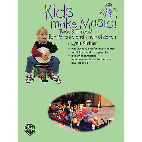Rhythm Band Kids Make Music! Twos and Threes! (Parents' Book)
