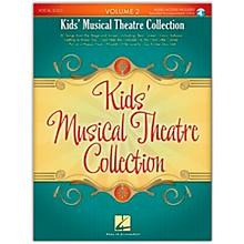 Hal Leonard Kid's Musical Theatre Collection Volume 2 Book/Online Audio