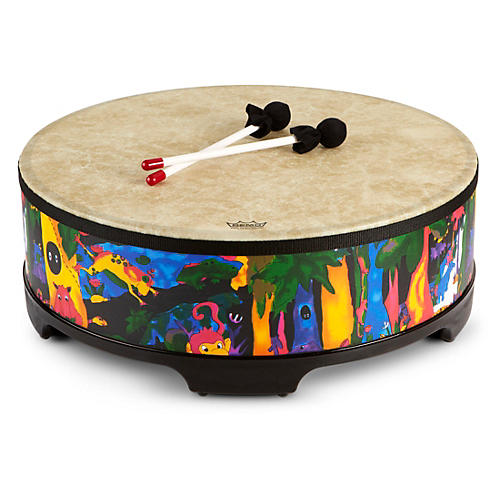 Remo Kids Percussion Gathering Drum 22 x 7-1/2 in.