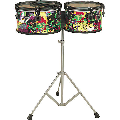 Remo Kid's Percussion Rain Forest Timbales