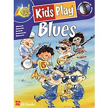 De Haske Music Kids Play Blues (Horn) De Haske Play-Along Book Series Written by Klaas de Jong