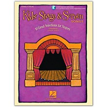 Kids' Stage and Screen Songs Vocal (Book/Online Audio)