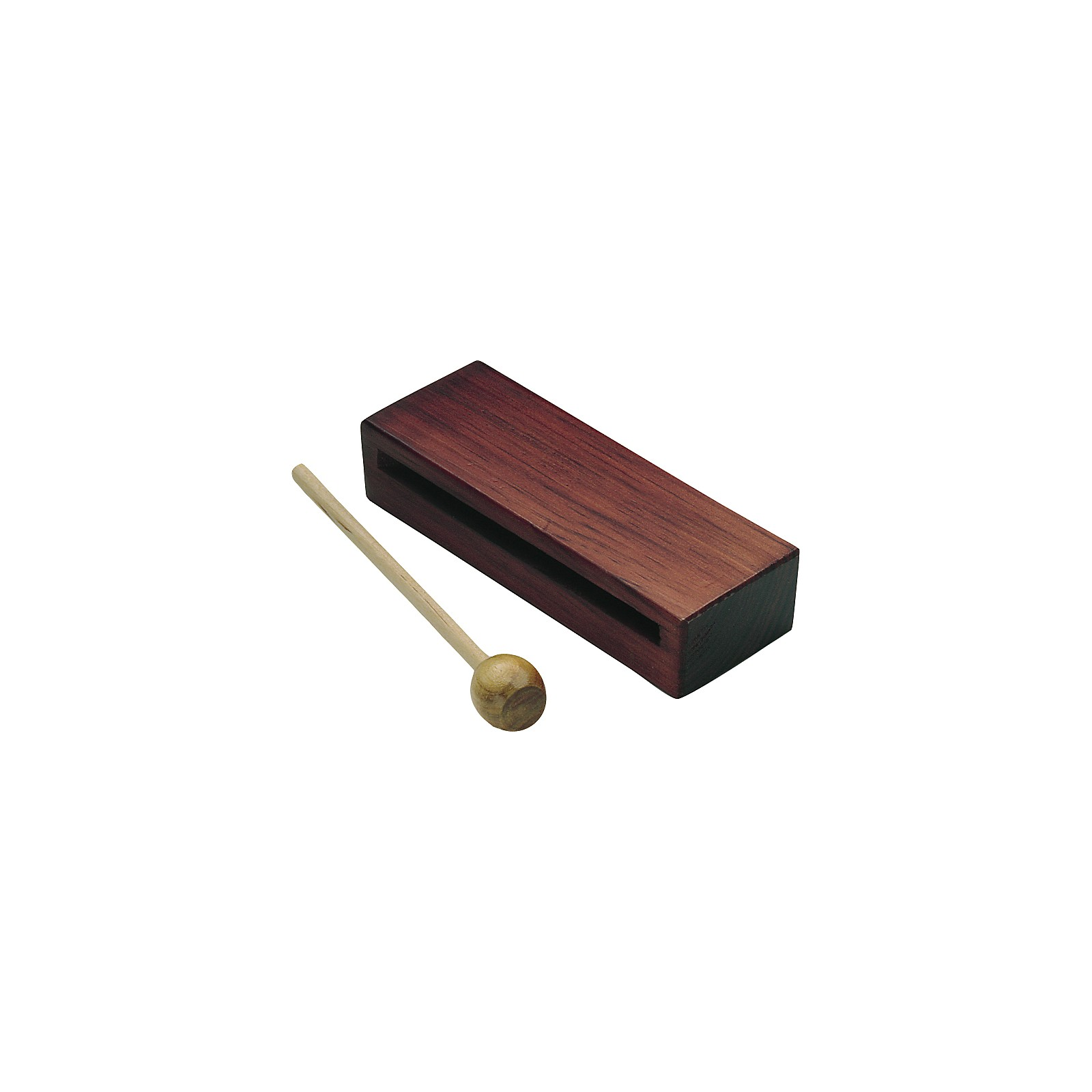 Hohner Kids Wood Block with Mallet