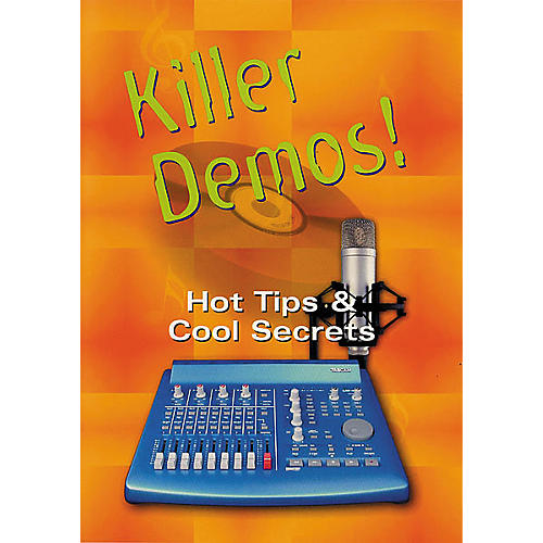 ArtistPro Killer Demos! Hot Tips and Cool Secrets (DVD)