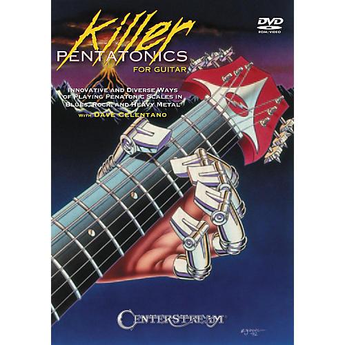 Centerstream Publishing Killer Pentatonics (DVD)