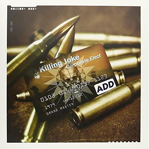Alliance Killing Joke - Corporate Elect